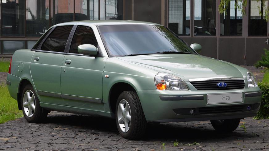 2003 год: ВАЗ