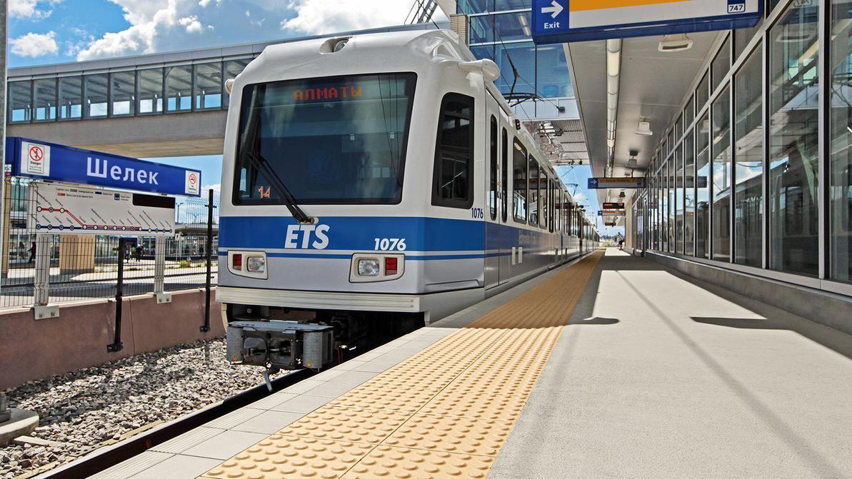 LRT и BRT протянут до Узынагаша и Шелека
