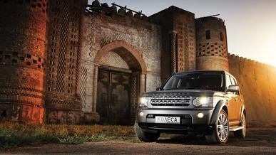 Land Rover Discovery 4 - 2011