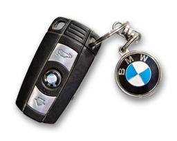 BMW X5 - 2007 - ключ