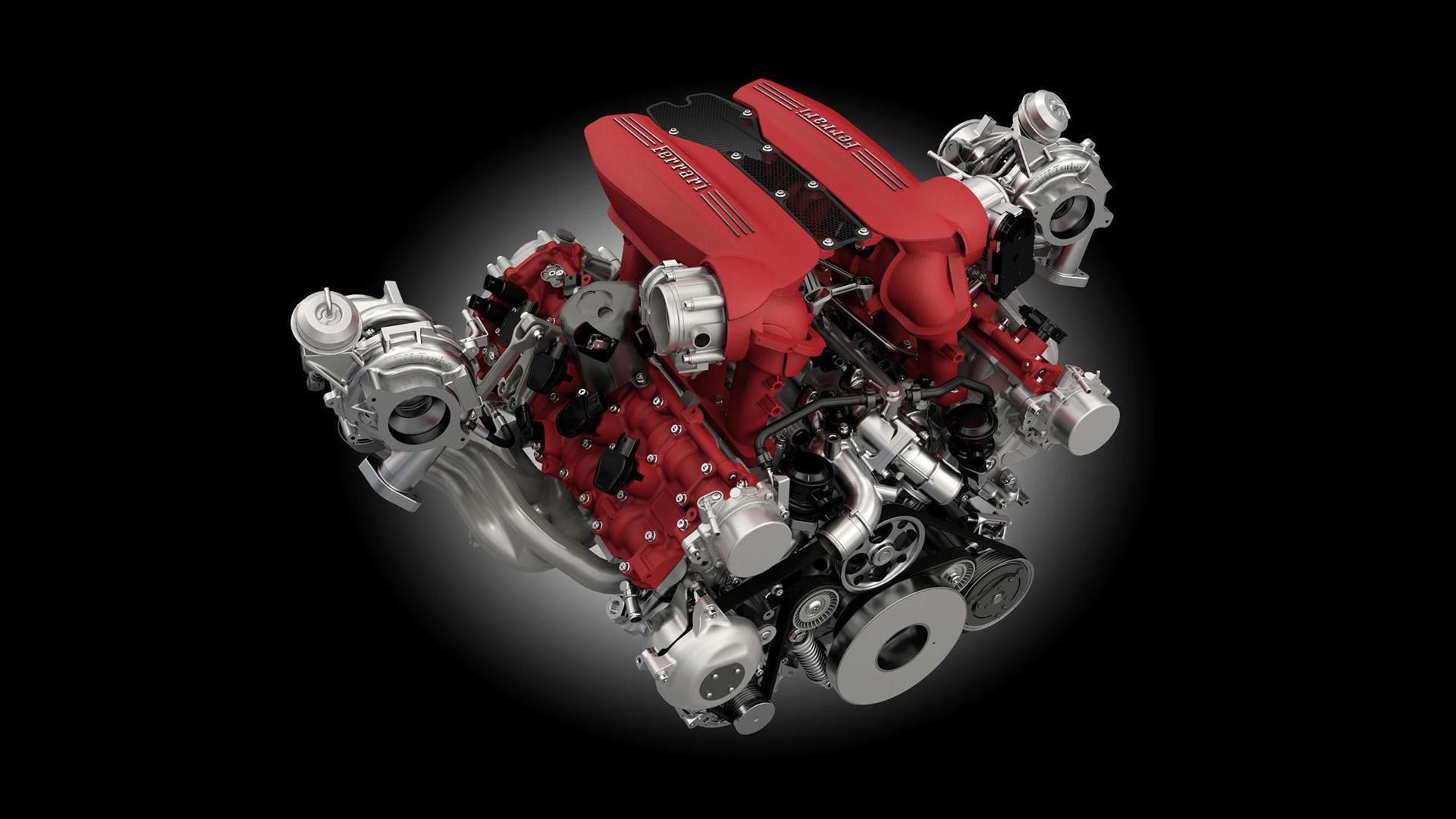 Ferrari получила титул «Двигатель года» в третий раз подряд