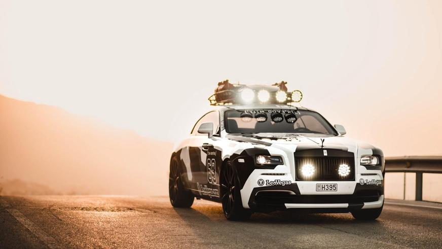 Rolls-Royce с 812-сильным мотором выставили на продажу