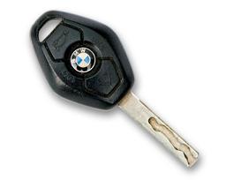BMW X5 - 2005 - ключ