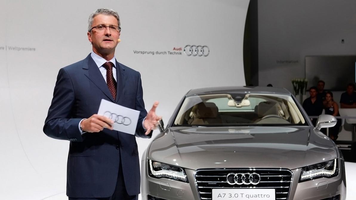 За махинации с дизелями арестовали главу Audi. Кто следующий?