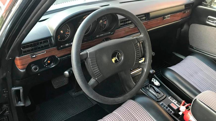 Mercedes-Benz W116 выставили на продажу за 25 млн тенге