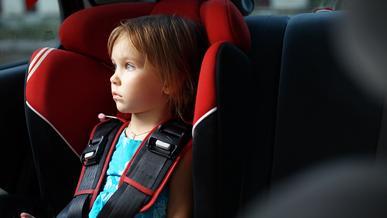 Как выбрать детское автокресло?