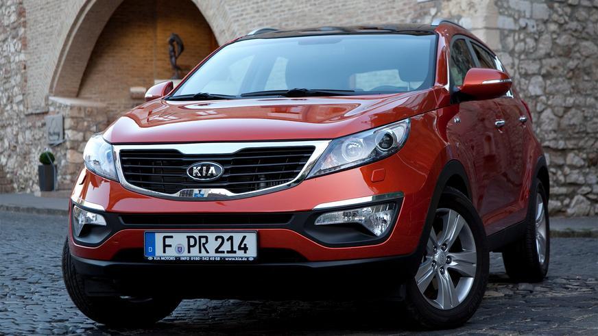 Kia Sportage (2010-2014)
