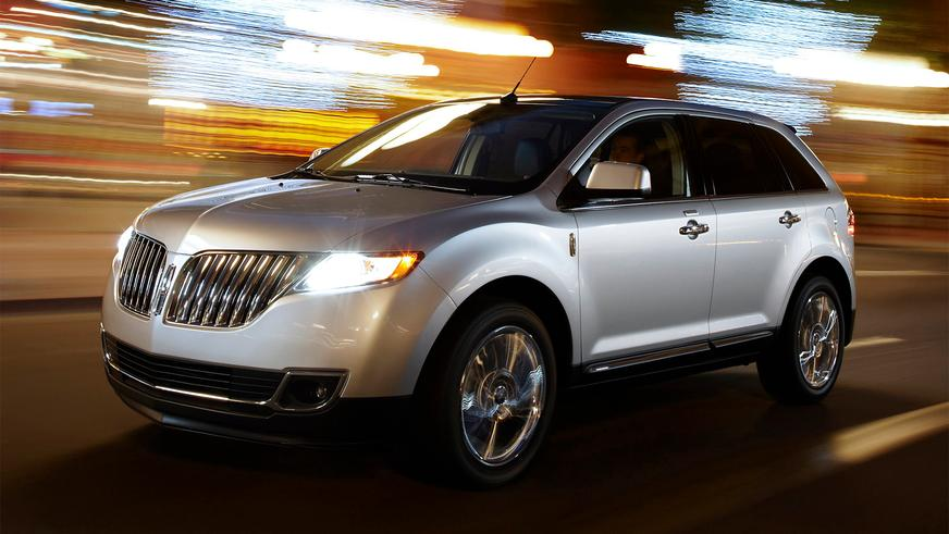 Lincoln MKX (2010-2015)