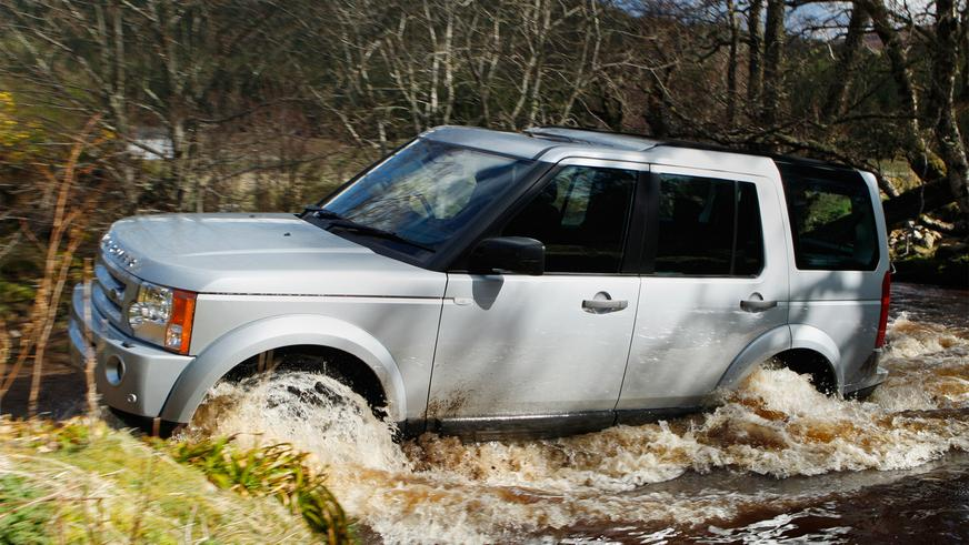 Land Rover Discovery (2008-2009)