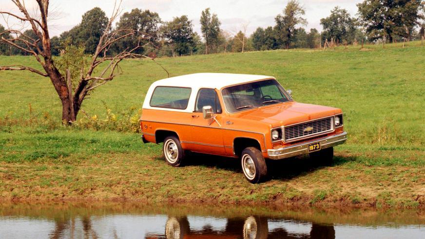 Chevrolet Blazer (1973)