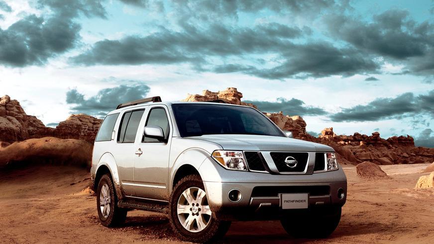 Nissan Pathfinder (2007-2012)