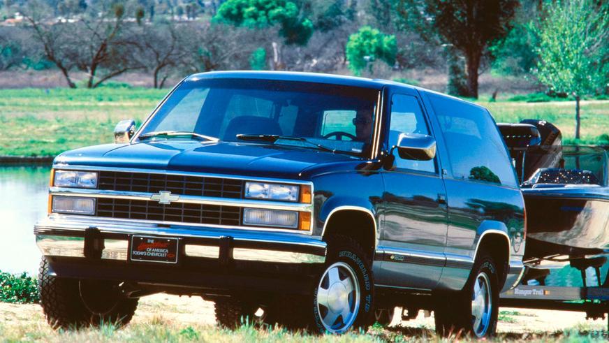 Chevrolet Blazer (1992-1995)