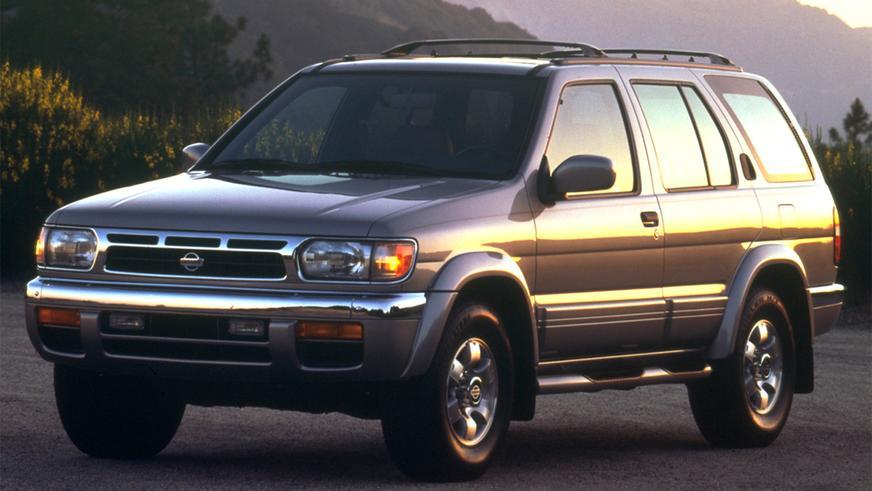 Nissan Pathfinder (1995-1999)
