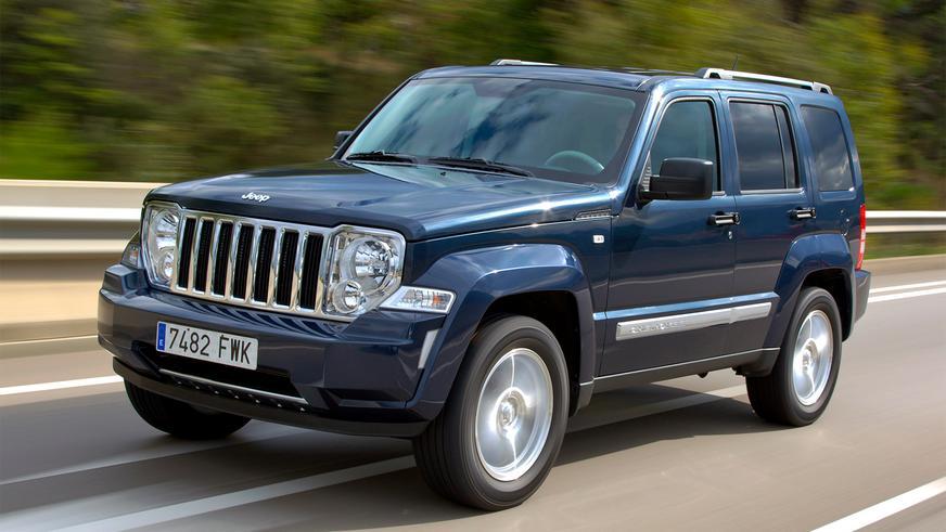 Jeep Cherokee (2007-2012)