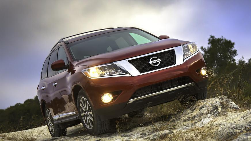Nissan Pathfinder (2012-2016)