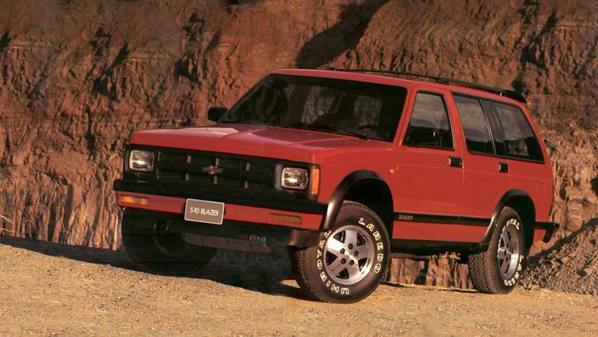 Chevrolet Blazer (1990-1994)