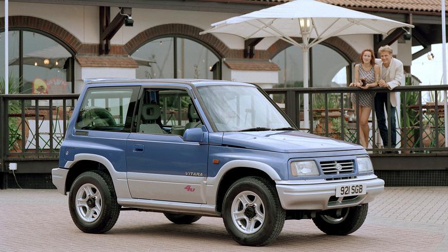 Suzuki Vitara (1989)
