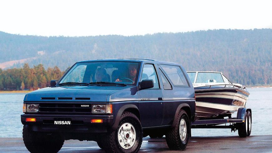 Nissan Pathfinder (1986-1992)