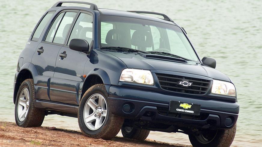 Chevrolet Tracker (2001-2006)