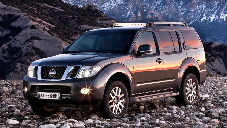 Nissan Pathfinder (2010-2014)