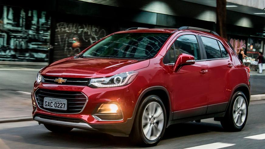 Chevrolet Tracker (2017)