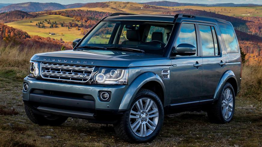 Land Rover Discovery (2013)