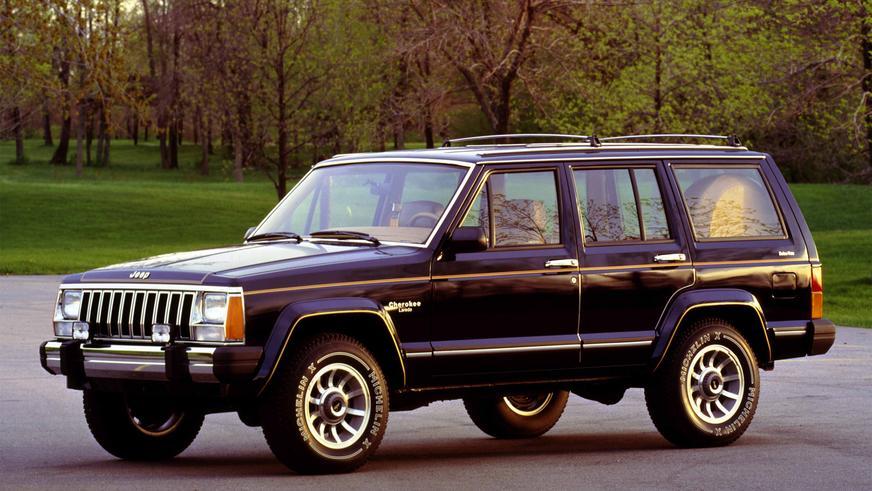 Jeep Cherokee (1985-1992)