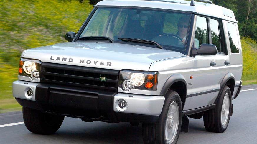 Land Rover Discovery (2003-2004)