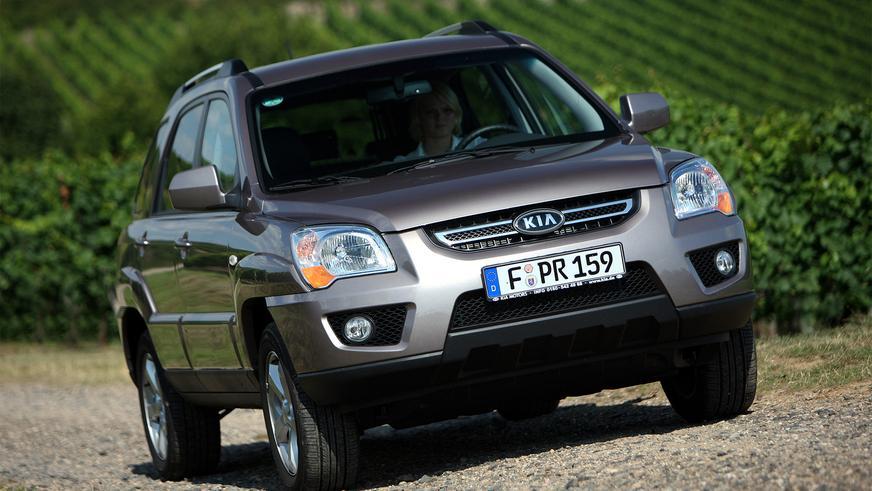 Kia Sportage (2008-2010)