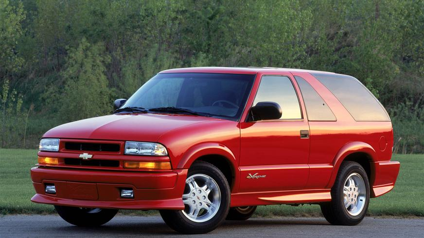 Chevrolet Blazer (2001-2005)