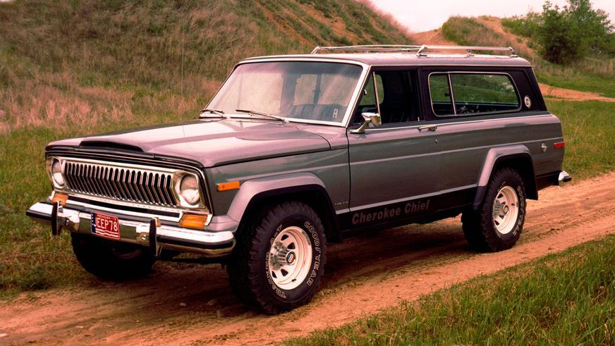 Jeep Cherokee (1976-1978)