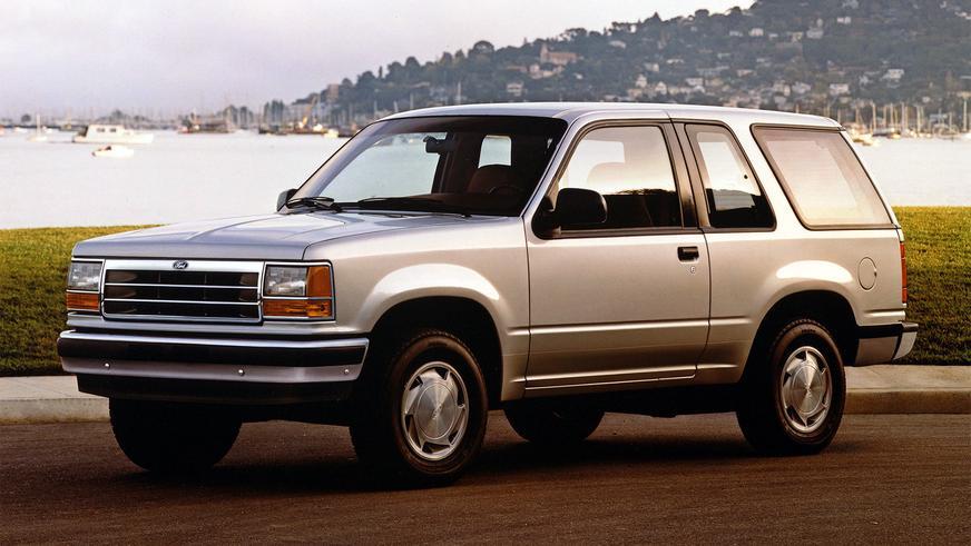 Ford Explorer (1991-1994)