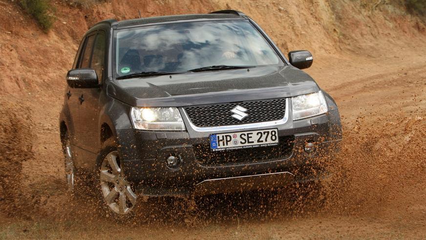 Suzuki Grand Vitara (2008-2012)