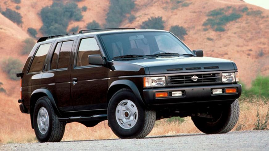 Nissan Pathfinder (1993-1995)