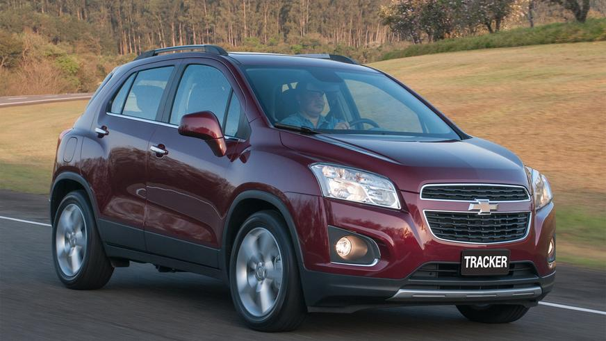 Chevrolet Tracker (2013-2016)