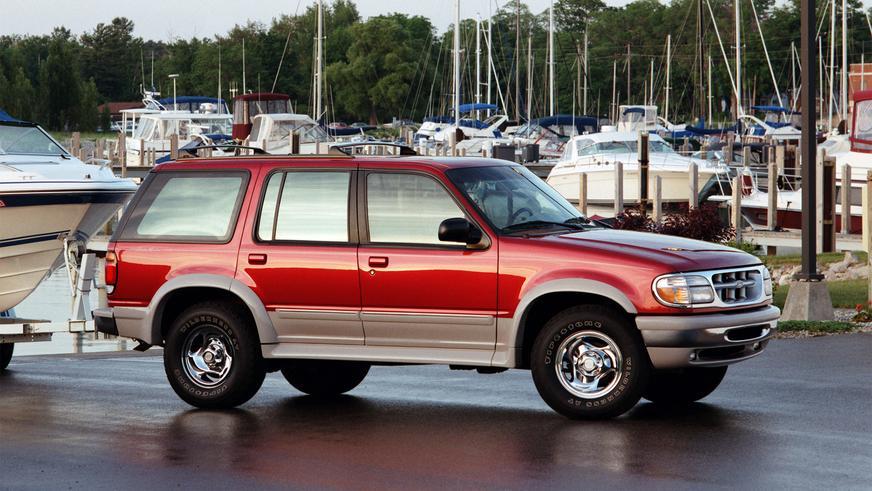 Ford Explorer (1995-2001)