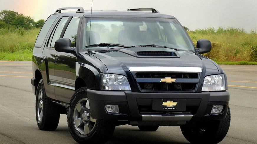 Chevrolet Blazer (2008-2011)