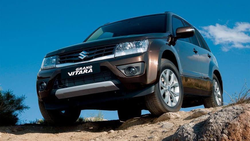 Suzuki Grand Vitara (2012)