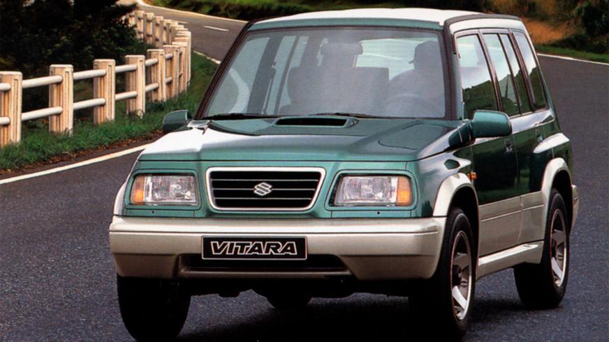 Suzuki Vitara (1991-1998)