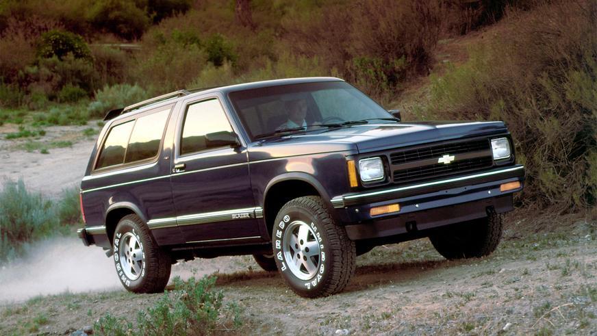 Chevrolet Blazer (1991)