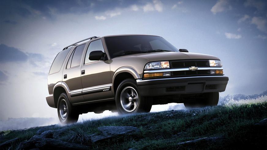 Chevrolet Blazer (1995-2000)