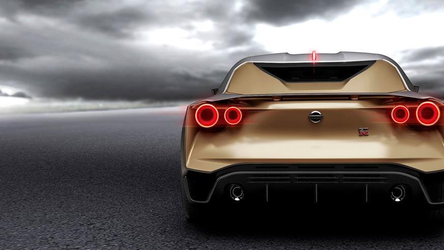 Nissan создал особый прототип в честь 50-летия GT-R