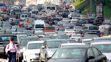 Запрет на въезд для неэкологичного транспорта появился в России