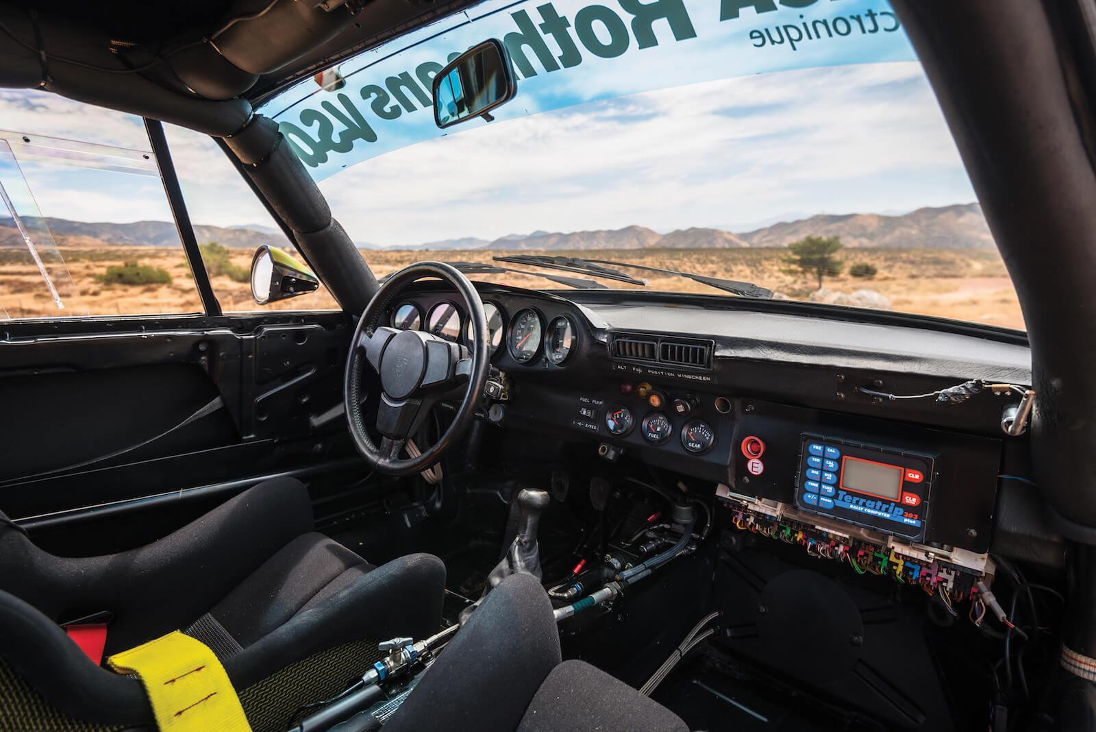 Дакаровский Porsche 959 выставят на торги