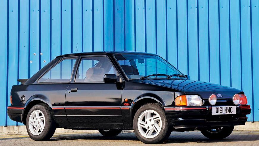 Ford Escort XR3i (1986-1989)
