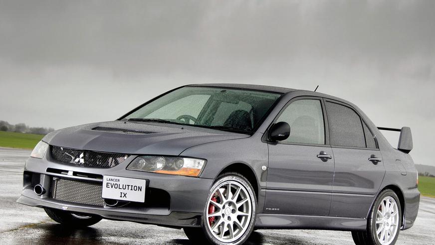 Mitsubishi Lancer Evolution IX MR FQ360