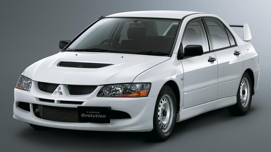 Mitsubishi Lancer Evolution VIII RS