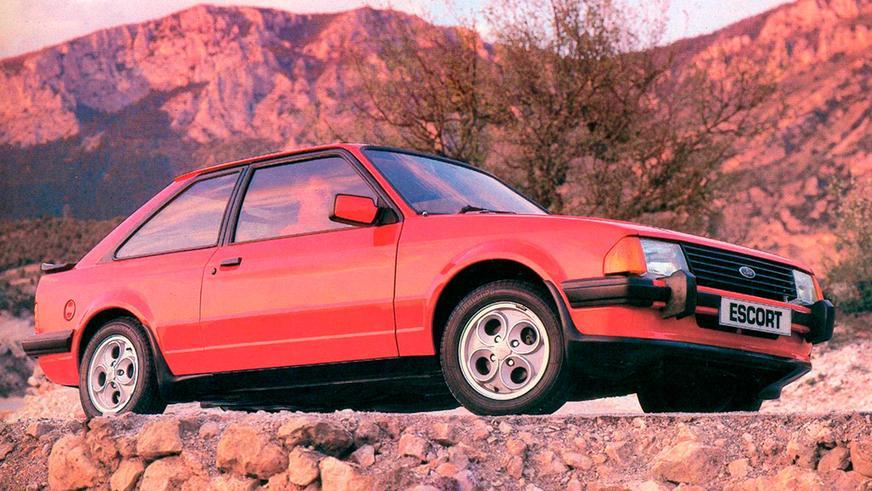 Ford Escort XR3 (1980-1983)