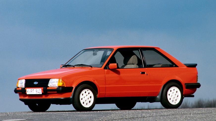 Ford Escort XR3i (1983-1986)