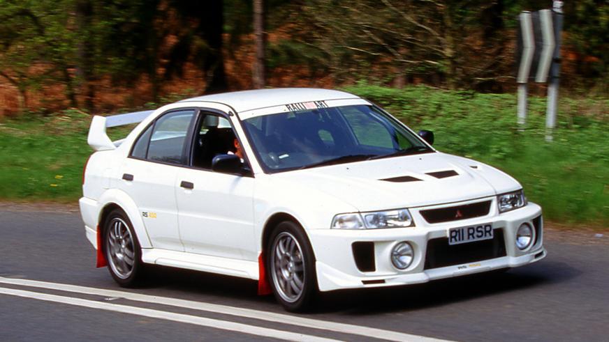 MitsubisMitsubishi Lancer Evolution V RS450hi Lancer Evolution V RS